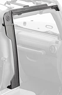 Bestop 55010-01 Black Door Surround Kit for Cable Top for 2007-2018 Wrangler & Amazon.com: Rampage Products 109935 Black Frameless Soft Top Kit ...