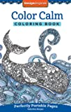 Color Calm Coloring Book: On-The-Go!