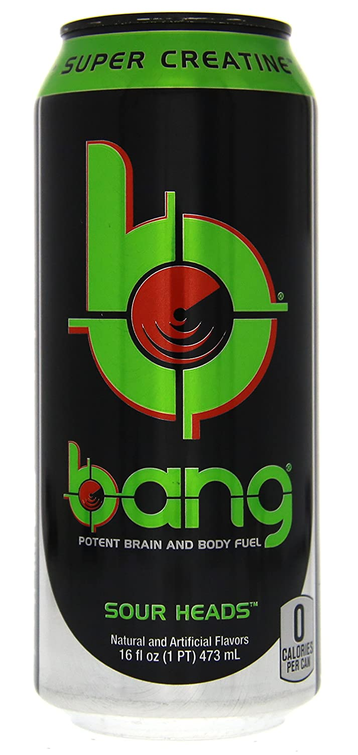 5a148efc194e Amazon.com  VPX Bang Variety Pack 3 RTD 12 per Case - 16 fl oz (1 PT) 473  ml  Health   Personal Care