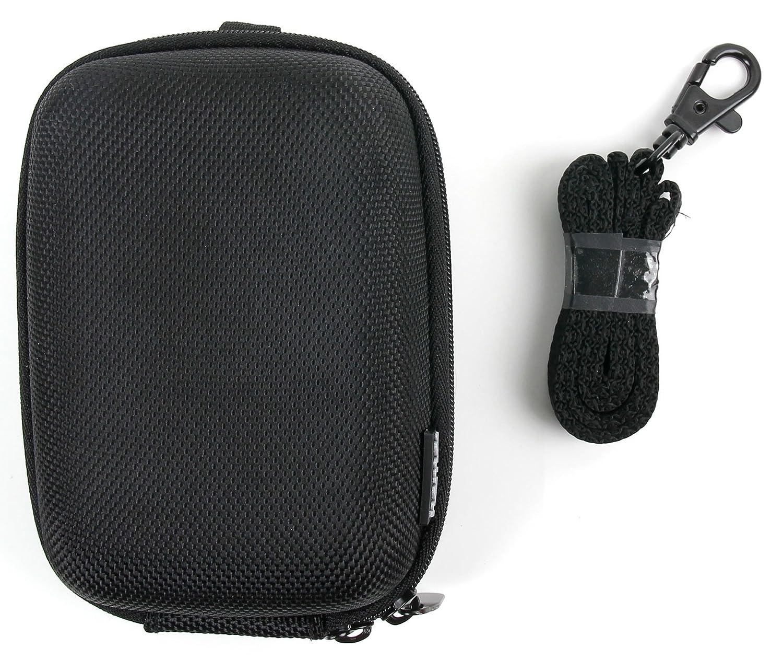 DURAGADGET ハード 防水 リジッド EVA シェル ケース サムスン WB31F (6MP 10x ズーム コンパクト デジタルカメラ用) B06X6J63TM