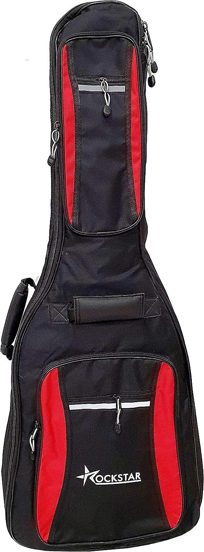Funda para guitarra clásica española MUSIC LEADER CLASS12 acolchada: Amazon.es: Instrumentos musicales