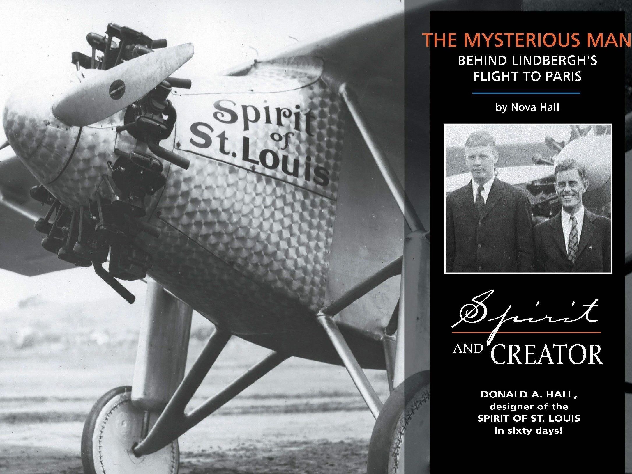 Spirit & Creator: The Mysterious Man Behind Lindbergh's Flight to Paris (soft cover) PDF