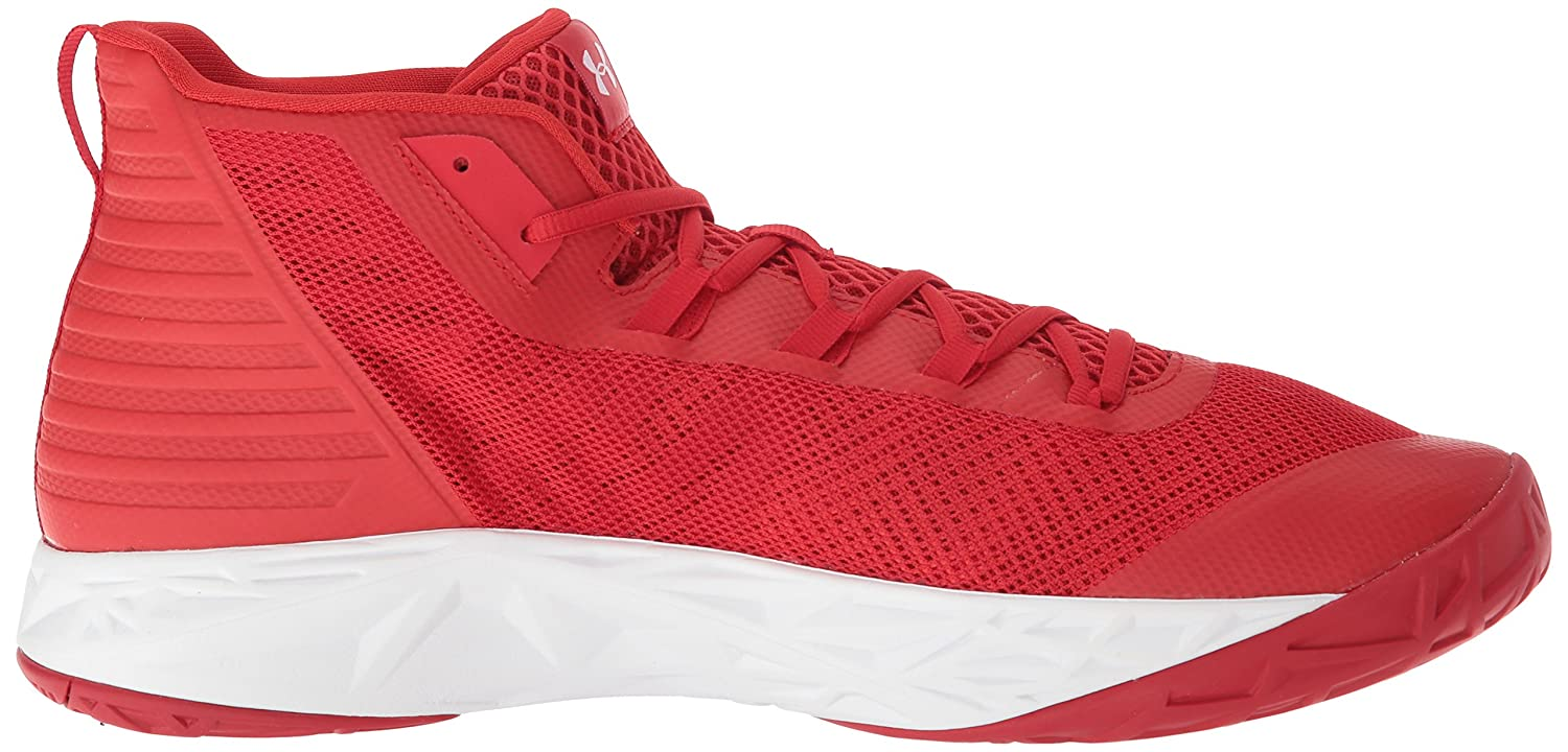 Man/Woman Under Armour Shoe, Men's Jet Mid Basketball Shoe, Armour Black/Steel/White Elegant and sturdy set meal New style Known for its excellent quality RN25336 f42b67