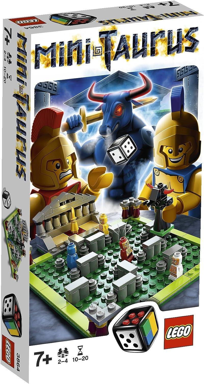 LEGO Juegos de Mesa 3864 - Mini-Taurus: Amazon.es: Juguetes y juegos