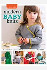 3 Skeins or Less - Modern Baby Knits: 23 Knitted Baby Garments, Blankets, Toys, and More! Kindle Edition