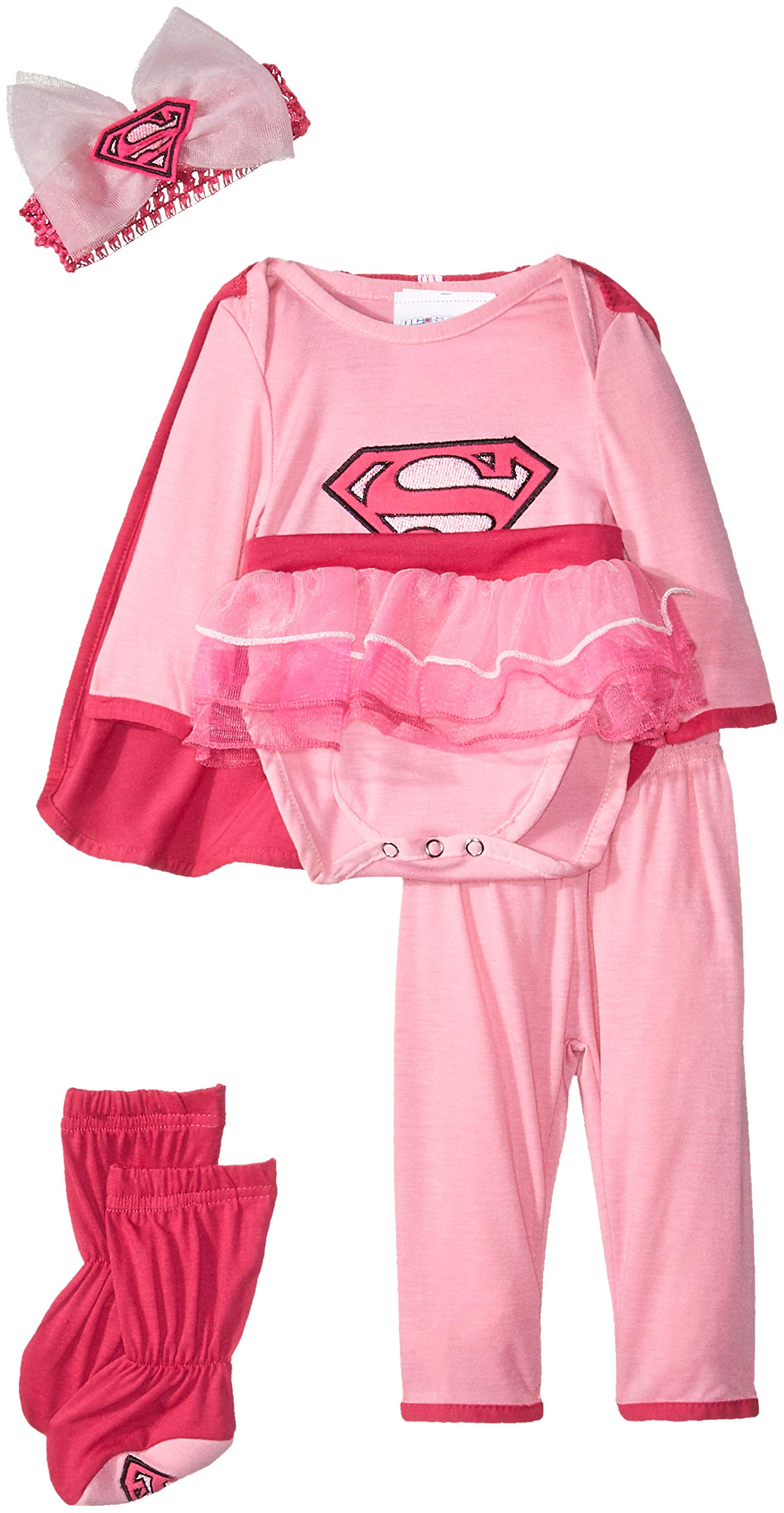 3bf12654f Amazon.com : Gund DC Comics Sound Toy Supergirl Yvette : Baby