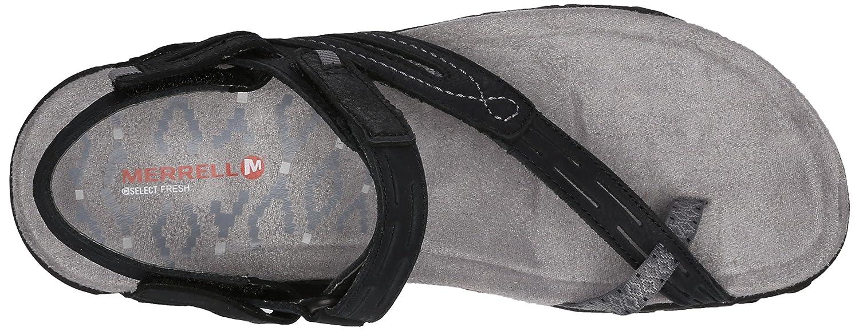 Merrell Women's Terran Convertible II Sandal B00YDI2YUE 7 B(M) US|Black