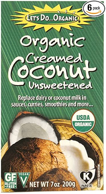 Let's Do Organic Creamed Coconut