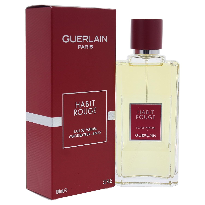 Guerlain Habit Rouge Eau de Parfum–100ml GURHARM0110002