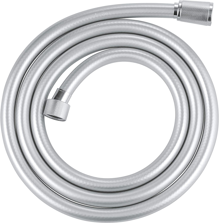 Benefit 32203 Flexible de douche en acier inoxydable brillant 1//2 250 cm