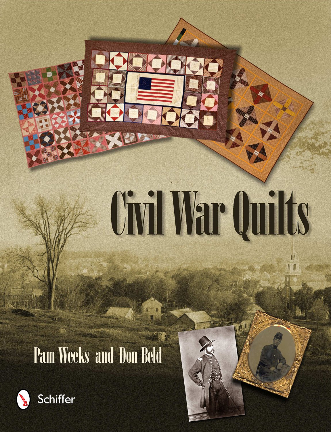 Download Civil War Quilts pdf epub