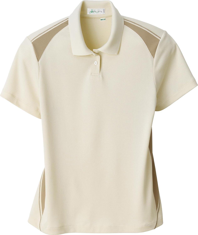 Il Migliore Ladies Honeycomb Polo Shirt. 75054