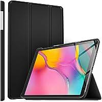 ELTD Estuche para Samsung Galaxy Tab A 10.1 2019 - Ultra Funda Plegable Delgada y Elegante para Samsung Galaxy Tab A 10.1 SM-T510/SM-T515 2019(Negro)