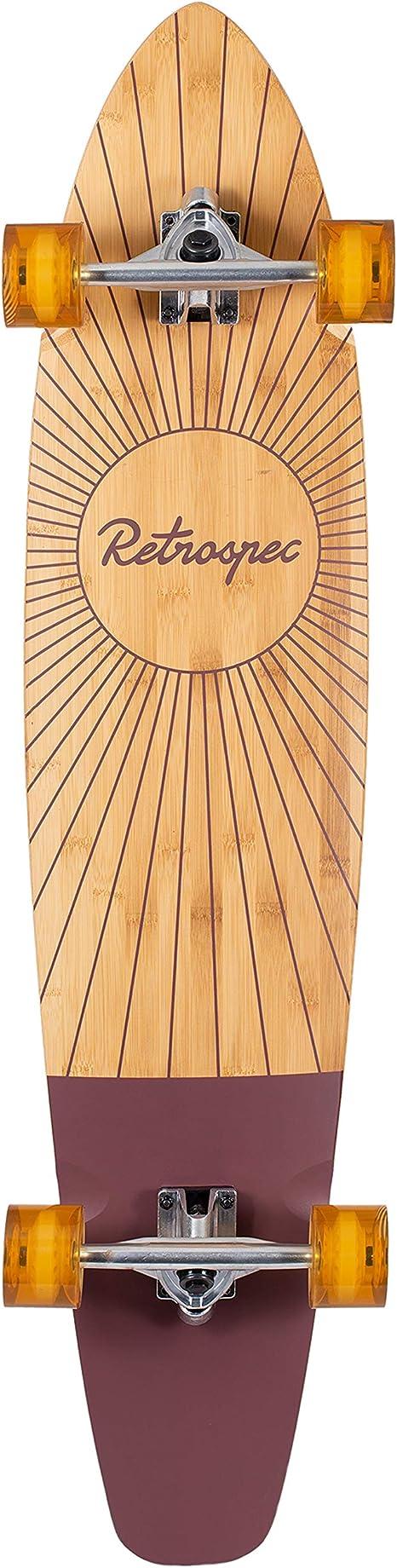 Retrospec Zed Bamboo Longboard