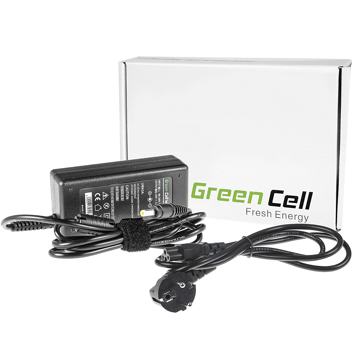 Green Cell® Cargador Notebook CA Adaptador para Lenovo ...