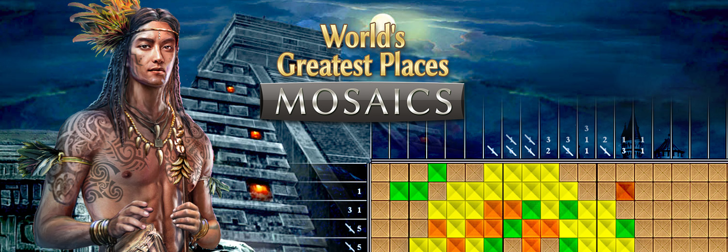 World's Greatest Places Mosaics (World Mosaics)