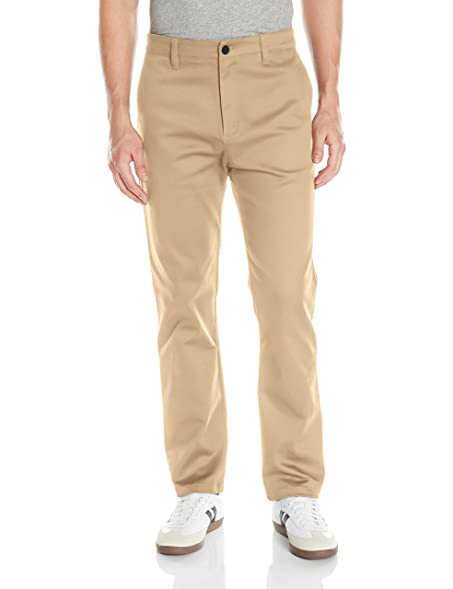 adidas Originals Men's Bottoms | Skateboarding Adi Chino Pants, Hemp, Medium