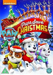 Pups Save Christmas Book.Paw Patrol The Night Before Christmas Amazon Co Uk