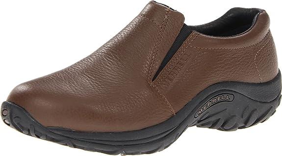 5. Merrell Men's Jungle Moc Non-Slip Shoe