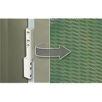 Schellenberg 70100 scharnieren met sluitveer voor insectenwerende deuren en -ramen