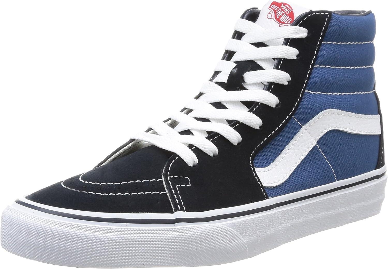 | Vans Men's Sk8-hi(tm) Core Classics Hi-Top Trainers | Skateboarding