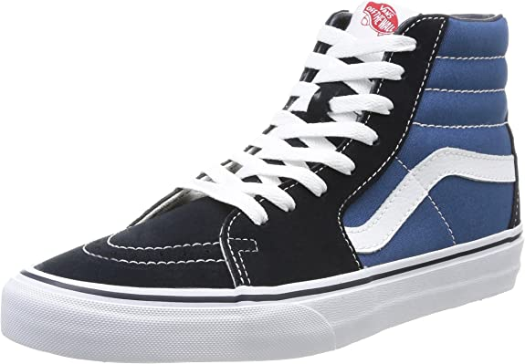 Vans Men's Sk8-Hi Core Classics Hi-Top Trainers