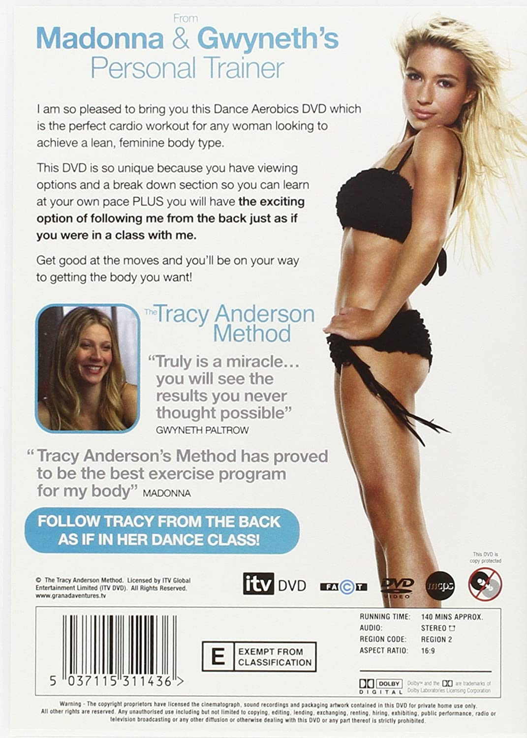 images Madonna drops celebrity trainer Tracy Anderson