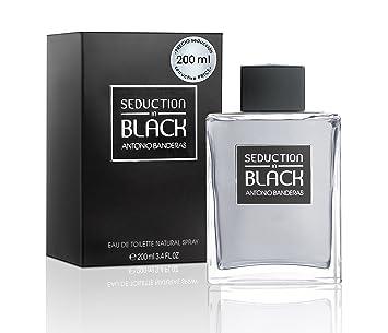 4f7015349 Amazon.com   Seduction In Black for Men Eau De Toilette Spray