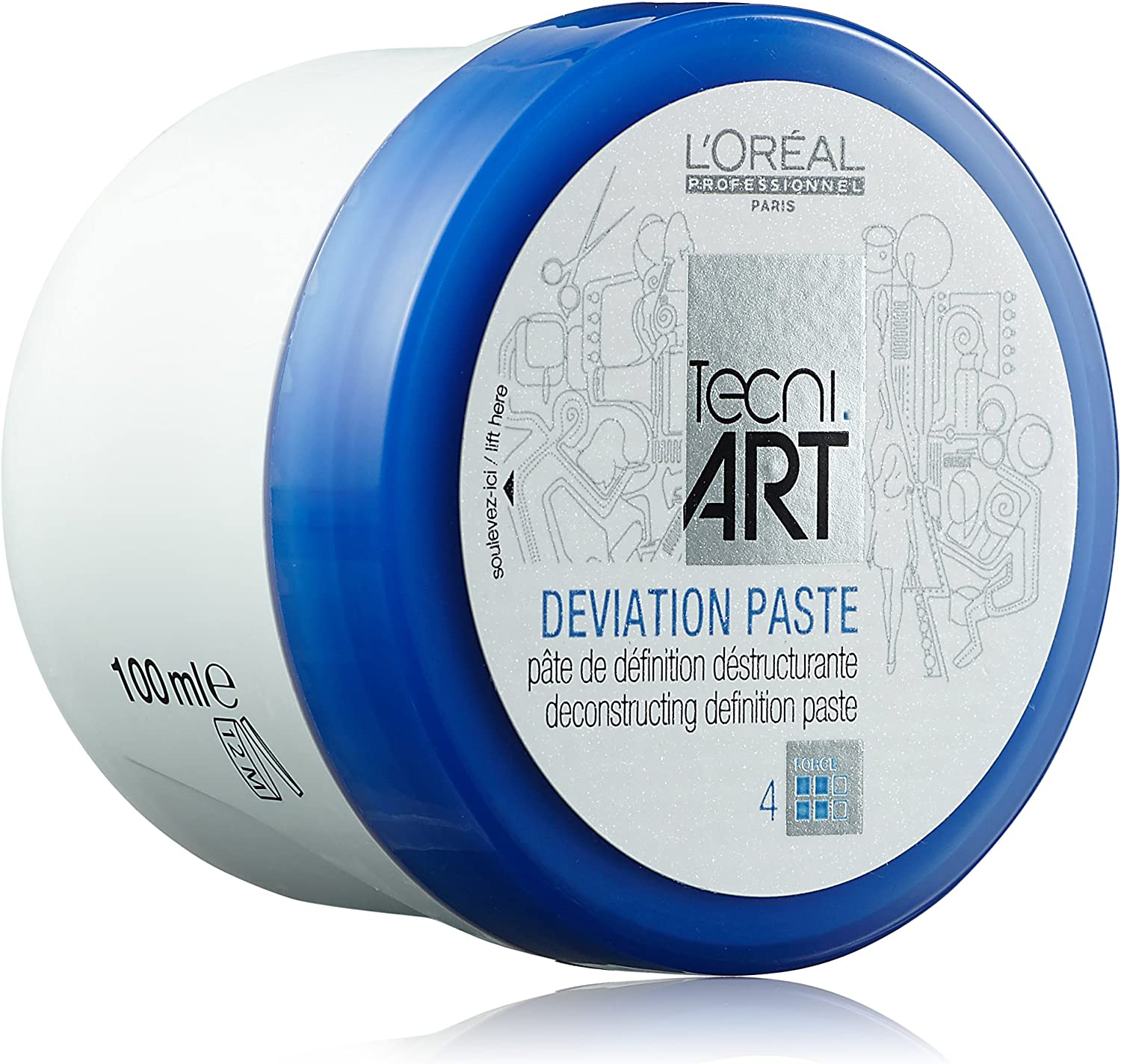 L'Oreal Cera fix Deviation Paste
