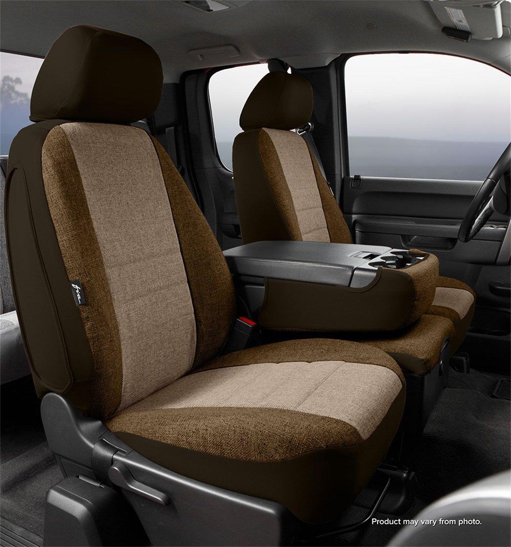 Fia TR42-94 GRAY Custom Fit Rear Seat Cover Split Seat 60//40 Saddle Blanket, Gray