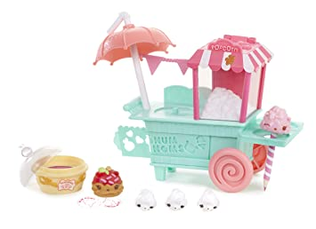 Num Noms Art Pop Cart Muñecos coleccionables y Playsets Bandai 542353