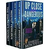 Up Close and Dangerous: Sweet Romantic Suspense: Spine-tingling Romantic Suspense Collection