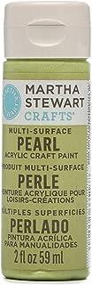 product image for Martha Stewart Pearl Craft Paint: Scallion, 2 oz