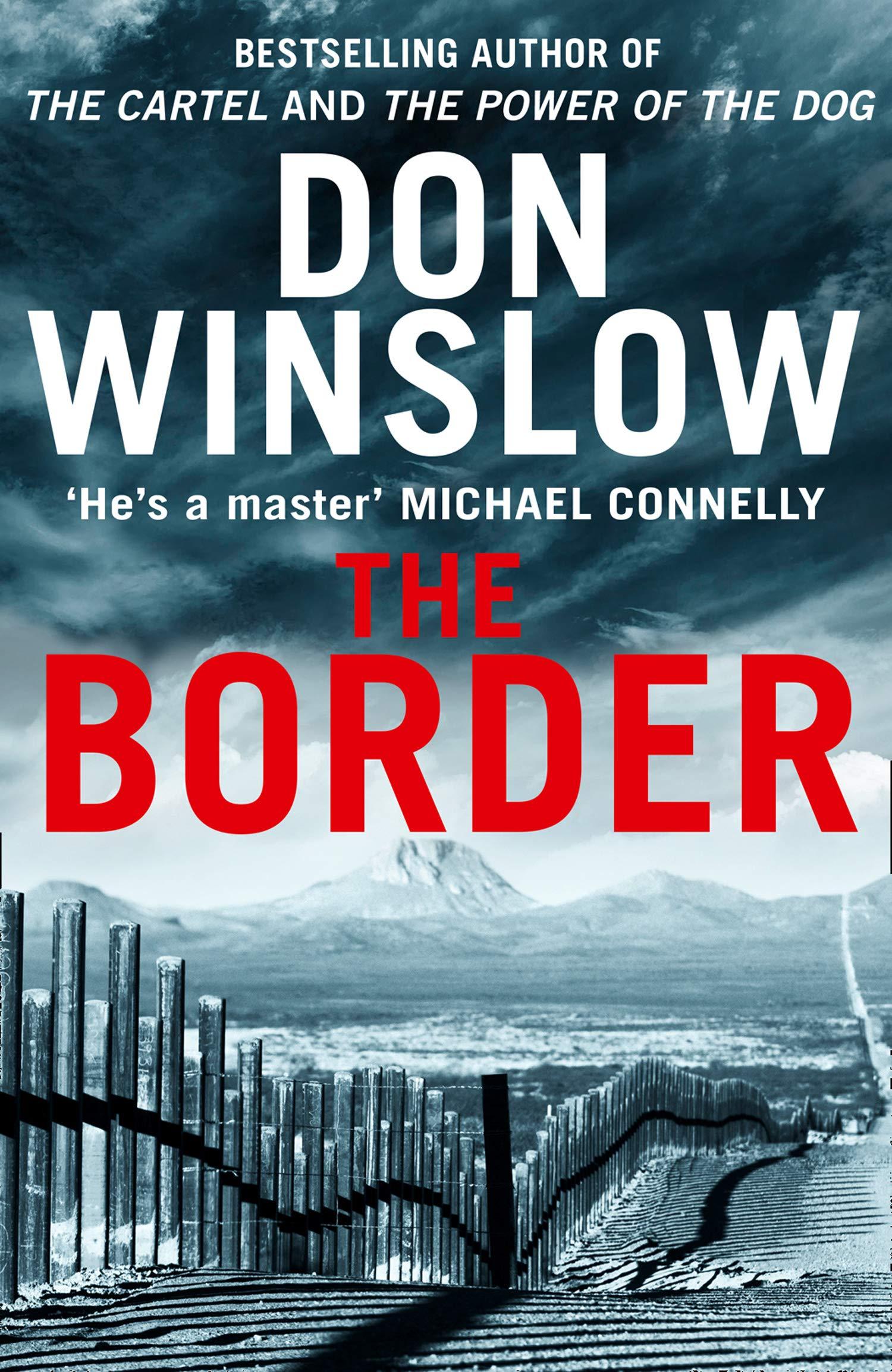 Amazon.com: The Border (9780008227531): Don Winslow: Books