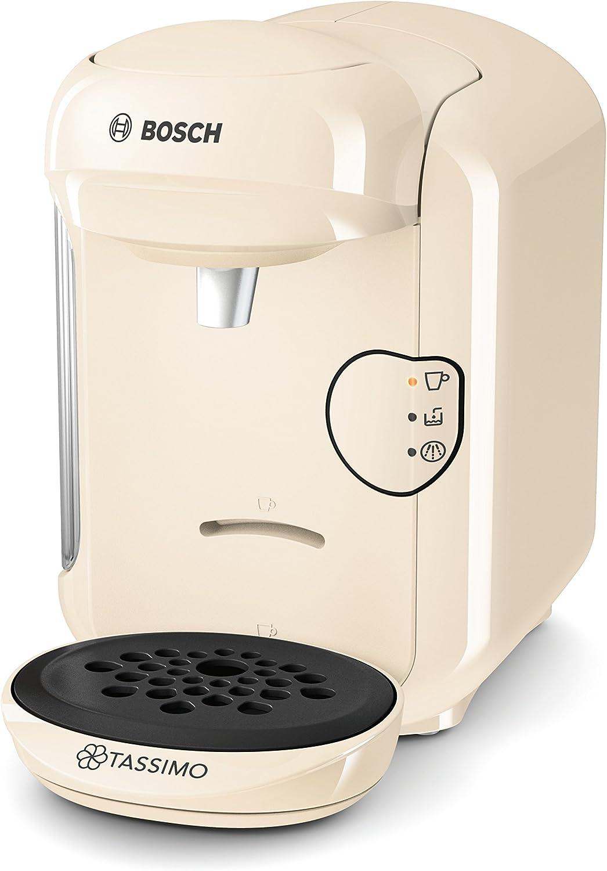 Bosch TASSIMO Vivy 2 TAS1407GB Coffee Machine Cream 0.7 Litres 1300 W