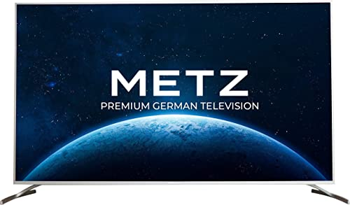 10. METZ 138 cm (55 inches) 4K Ultra HD Certified Android Smart LED TV M55G2