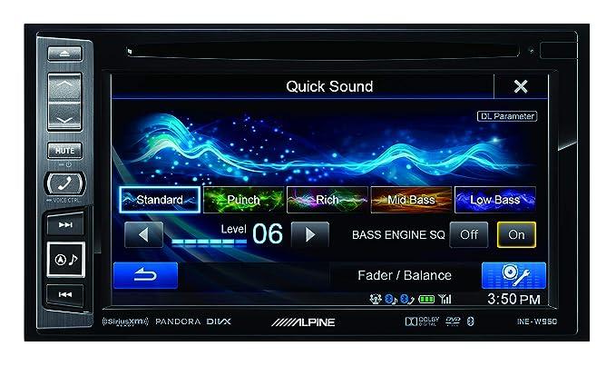 ziet er geweldig uit speciale sectie verkoop usa online Alpine Ine-w960 Navigation Receiver: Amazon.in: Electronics