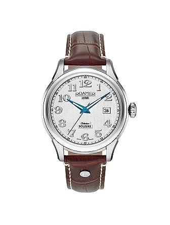 grande remise pour acheter pas cher prix de liquidation Montres bracelet - Homme - Roamer - 545660 41 16 05: Amazon ...