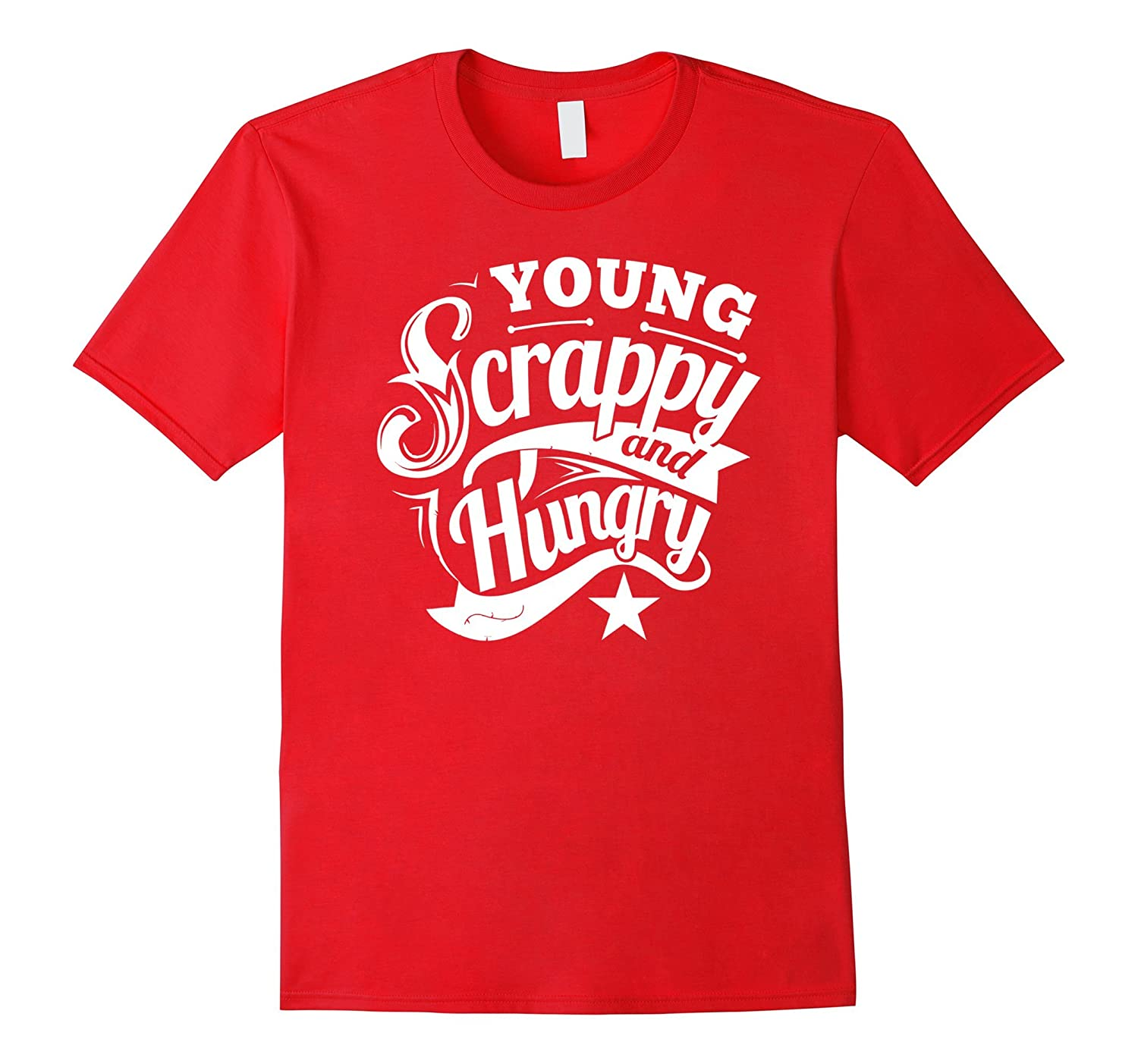 Young Scrappy And Hungry-Vaci