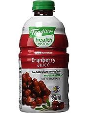 TRADITIONHEALTH Cranberry Juice, 950 ML