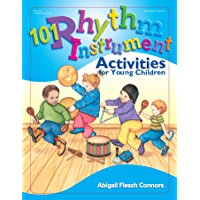 101 Rhythm Instrument Activities for Young Children book cover