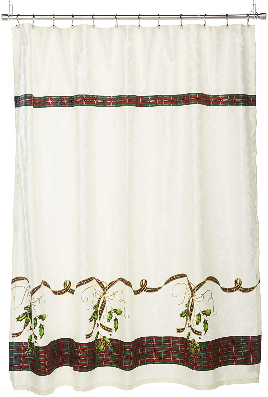 Lenox Holiday Nouveau Shower Curtain
