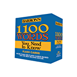 1100 Words You Need to Know Flash Cards