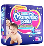 MamyPoko Extra Absorb Medium Size Pants (76N)