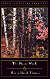 The Maine Woods (Classic, Nature, Penguin)