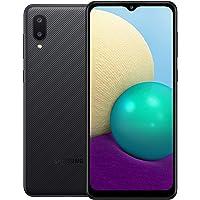 Samsung Galaxy A02 Dual SIM, 32GB 3GB RAM LTE (UAE Version), Black