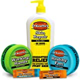 O'Keeffe's Hard Working Skin Care Variety Pack