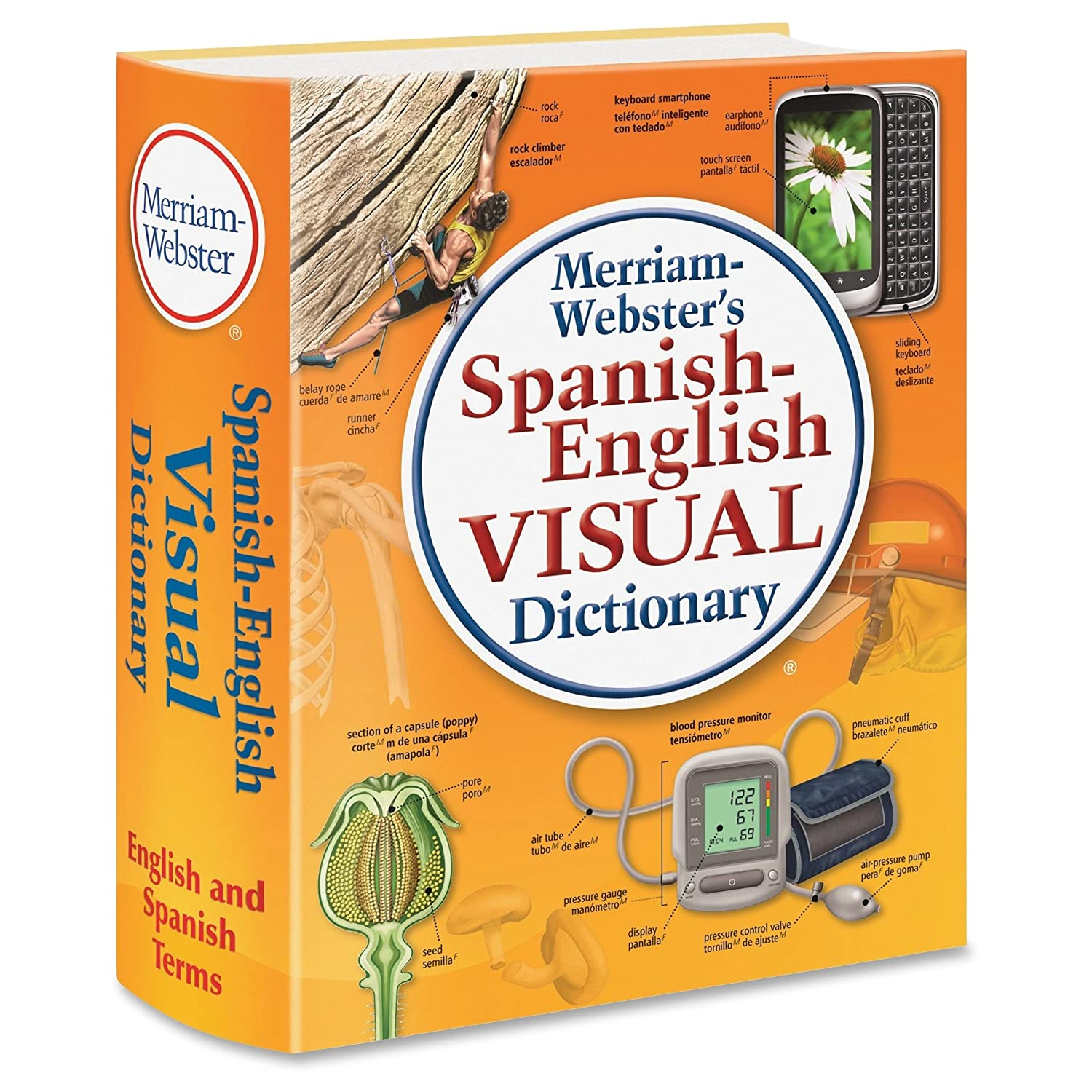 世界有名な merriam-webster B01B94KCOO merriam-webster 's 's spanish-englishビジュアル辞書 B01B94KCOO, 建材と住設のShop SZ:db7cc14f --- a0267596.xsph.ru