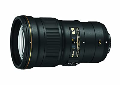 Nikon AF-S FX NIKKOR 300MM f/4E PF ED Vibration Reduction Lens