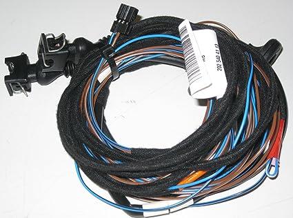 amazon com mercedes w202 fuel gauge sensor wiring harness loom rh amazon com Sunpro Fuel Gauge Wiring Diagram Boat Gauge Wiring Diagram